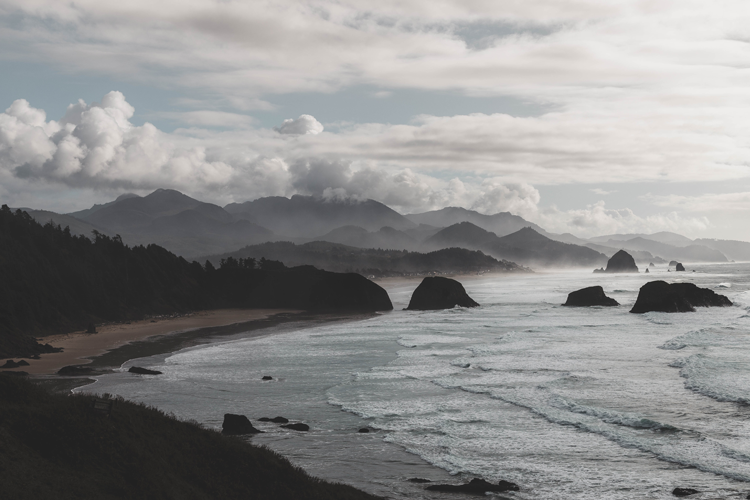 Ecola State Park Cannon Beach, OR