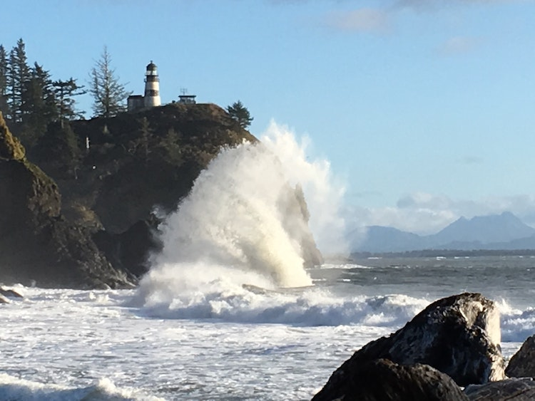 Cape Disappointment Washington