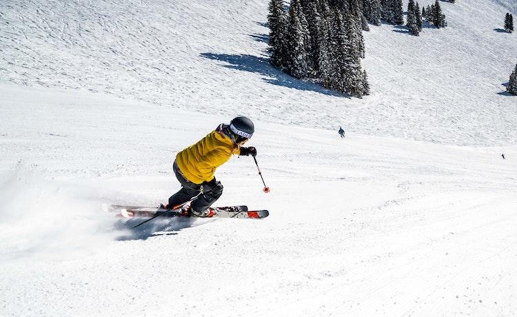 Skiing atMount Bachelor
