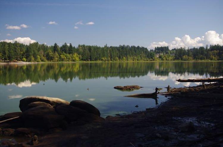 Lacamas Heritage Trail Oregon