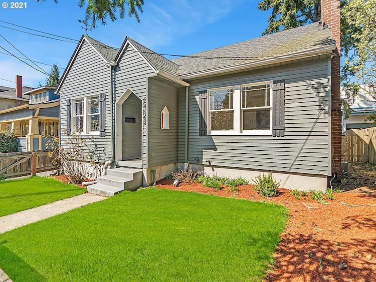 1405 Southeast Long Street, Portland