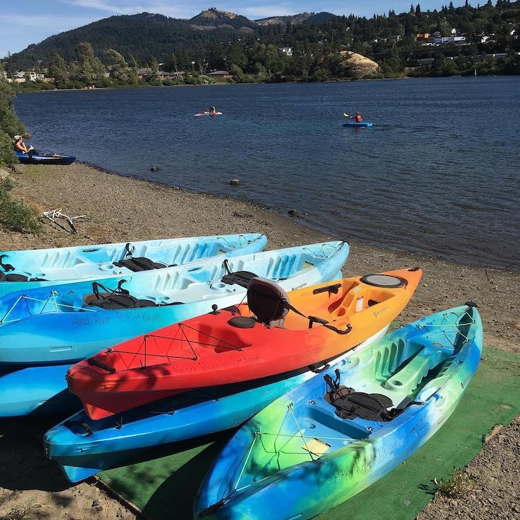 Hood River SUP and KayakHood River, OR