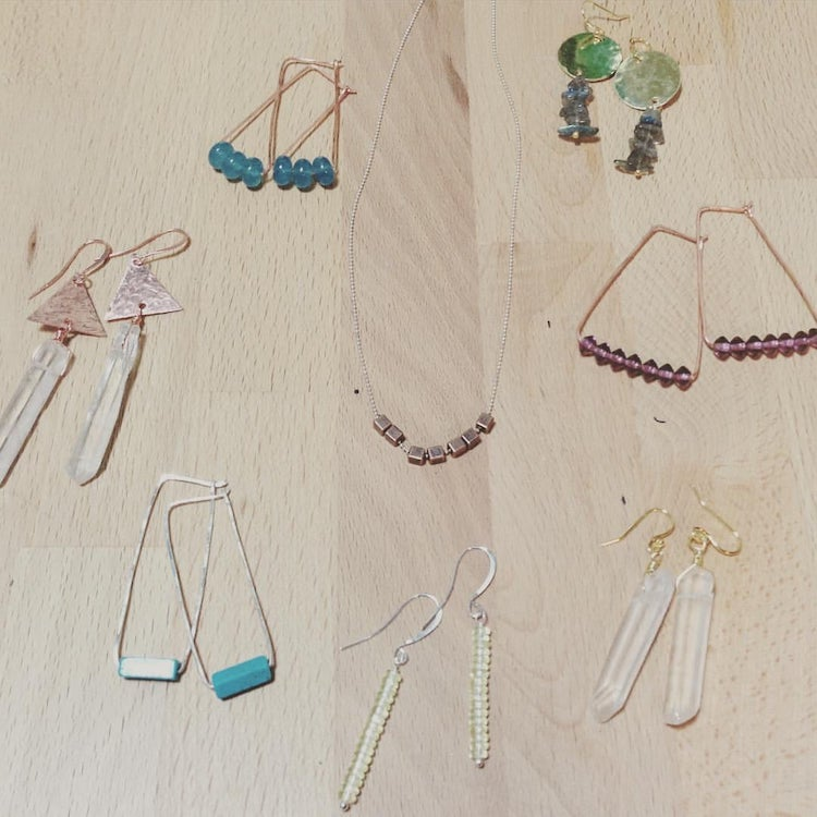 Sarah McAllister JewelryCannon Beach, OR