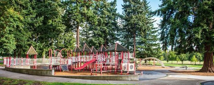 The Chelsea AndersonPlaystationatMarshall ParkVancouver, WA