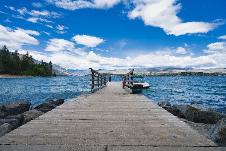 Lake Chelan Washington
