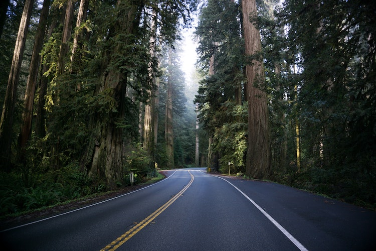 Portland to Hood River, Oregon