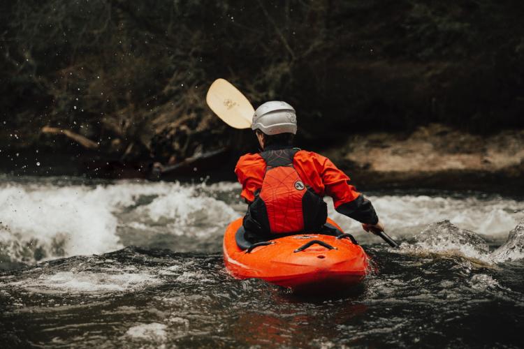 Kayaking Hood River Oregon