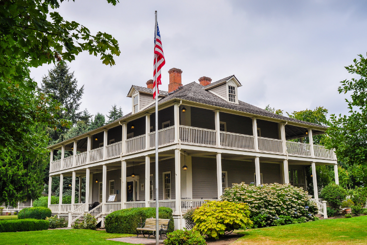 Haunted Fort Vancouver