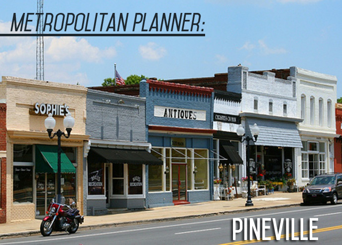 MetPlanner Pineville