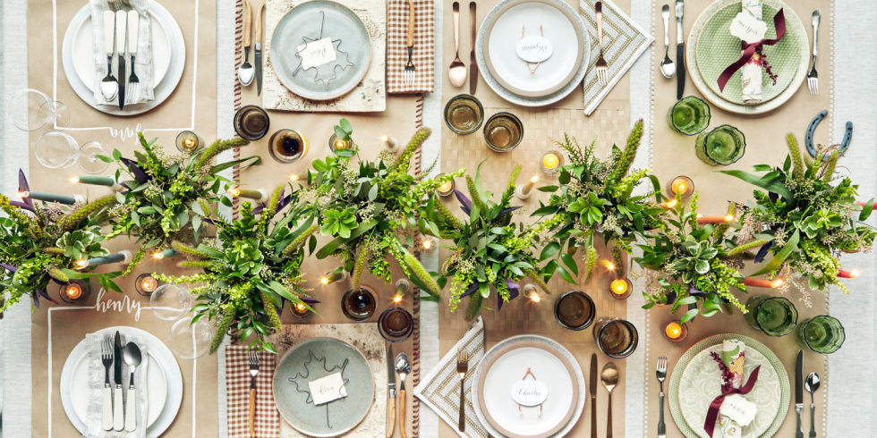 Thanksgiving Table Decorations Part - 45: Helen Adams Realty