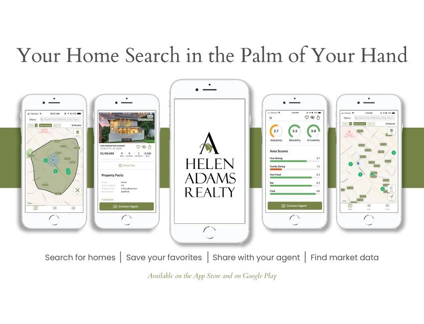 Mobile App Screenshots on Phone