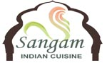 logo sangam indian cuisine