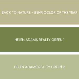 Behr 2020 Color of the Year vs HAR