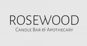 rosewood candle bar