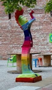 ICT Pop Up Urban Park