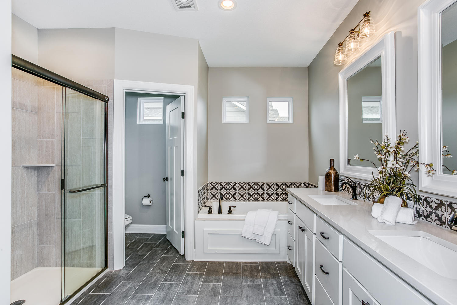 Make your Master Bath a Private Oasis