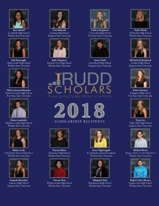 Rudd Foundation Scholarship Program