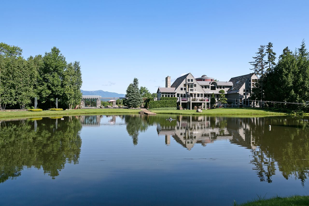 Dream Home Stowe Vermont For Sale