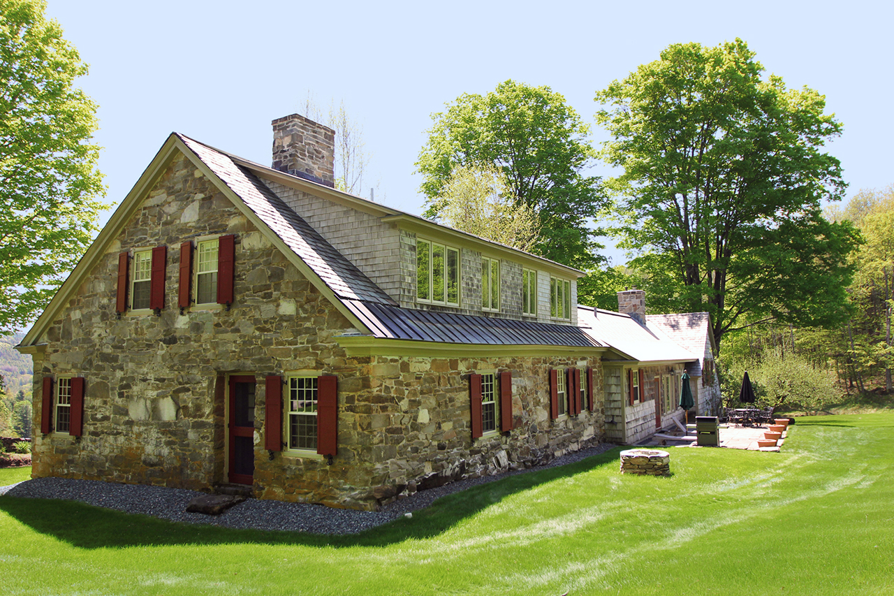 Enjoying summer in south woodstock vermont part 1 for Vermont country homes