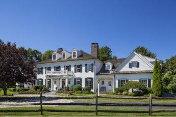 Essex Road EstateChestnut Hill$7,950,000