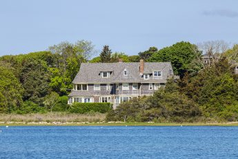 Chapoquoit Island Waterfront West Falmouth  | $4,275,000