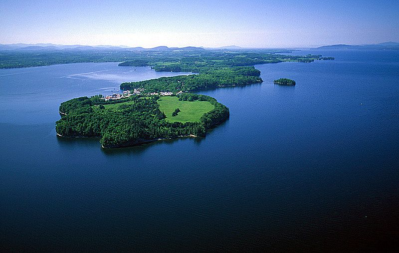 Lakefront Property Lake Champlain Vt