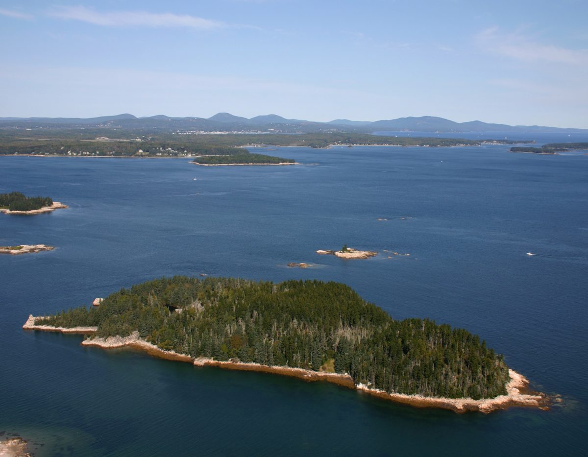 High Island, Muscle Ridge Archipelago, Maine