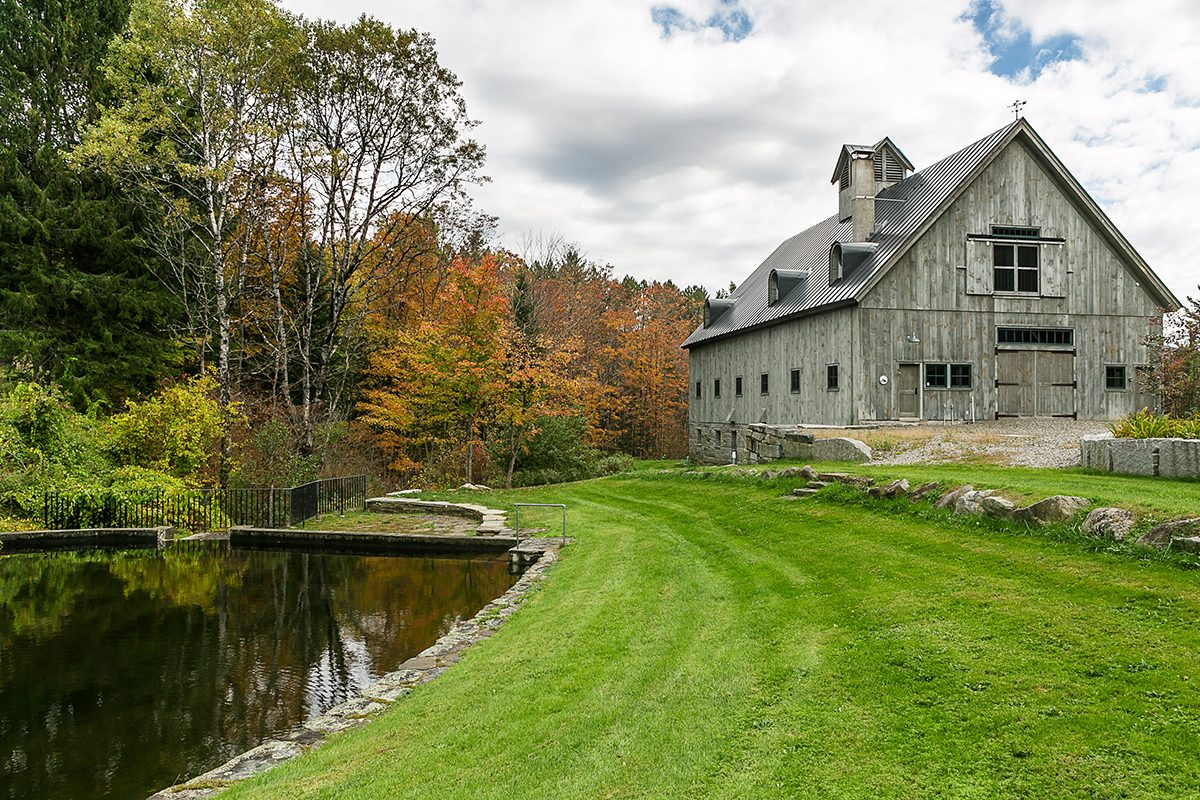 Beaver Brook Farm: sustainable forestry