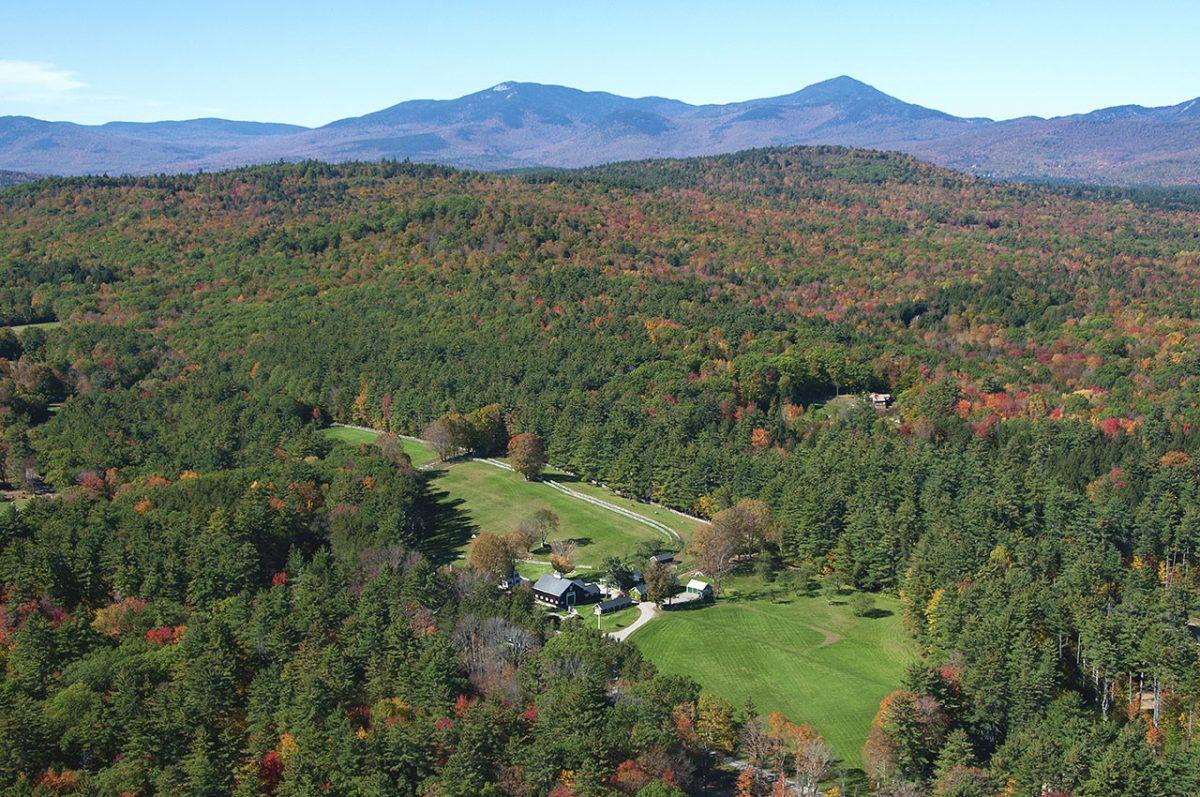 NH mountain properties