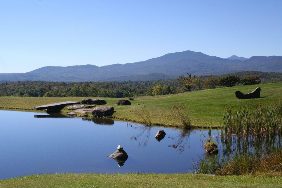Water, Sweet Farm, Johnson, Vermont