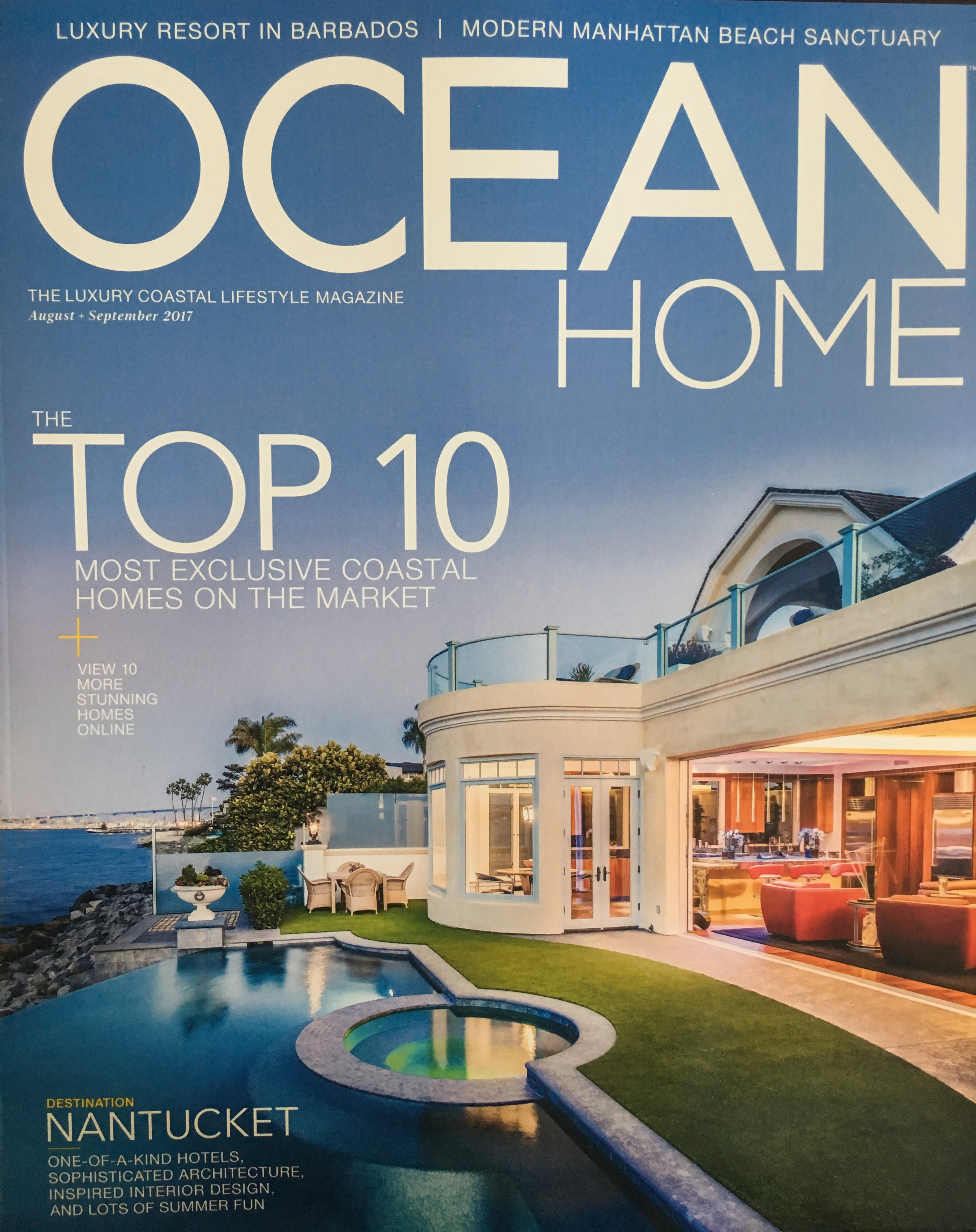 33 Proctor St - Ocean Home magazine top ten list | MA1974 LandVest Blog