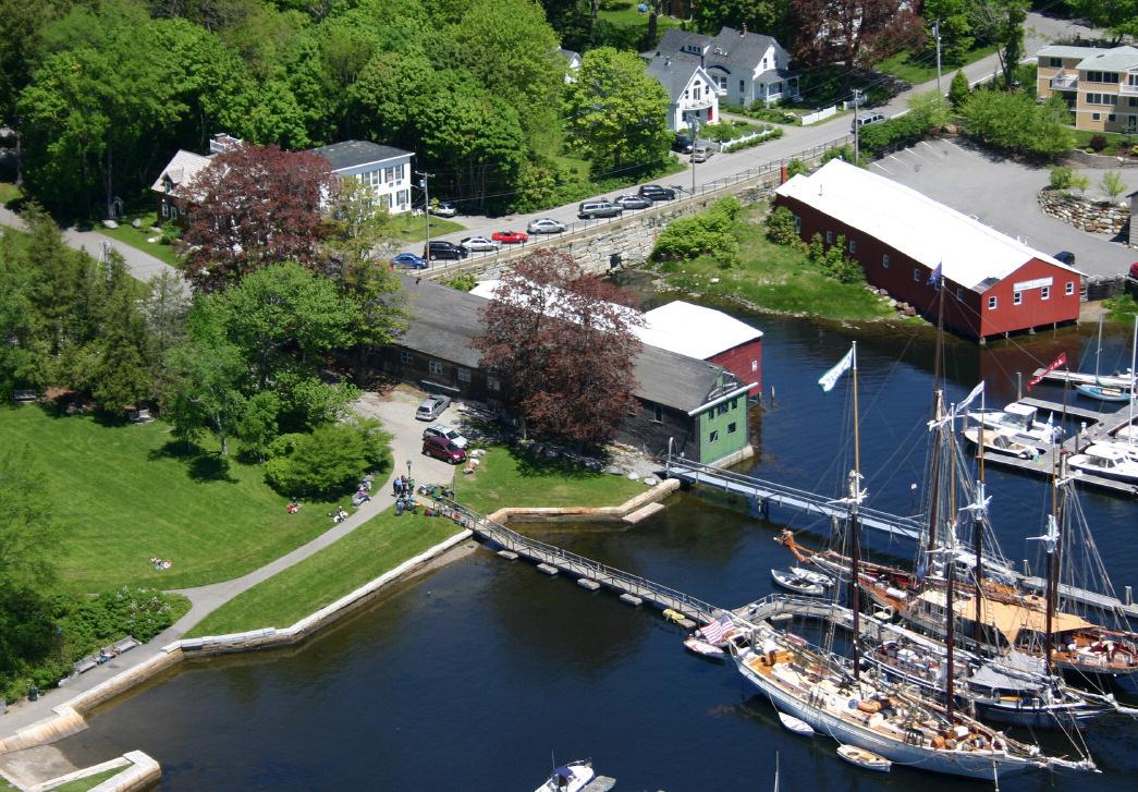 Midcoast Maine - Q2_The American Boathouse