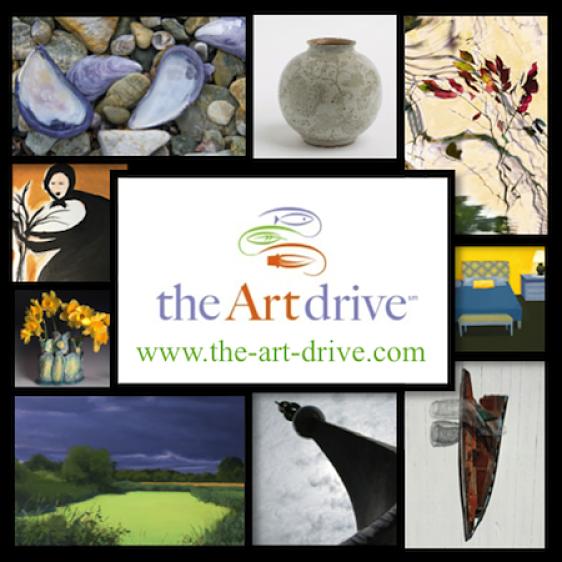 Art Drive Poster