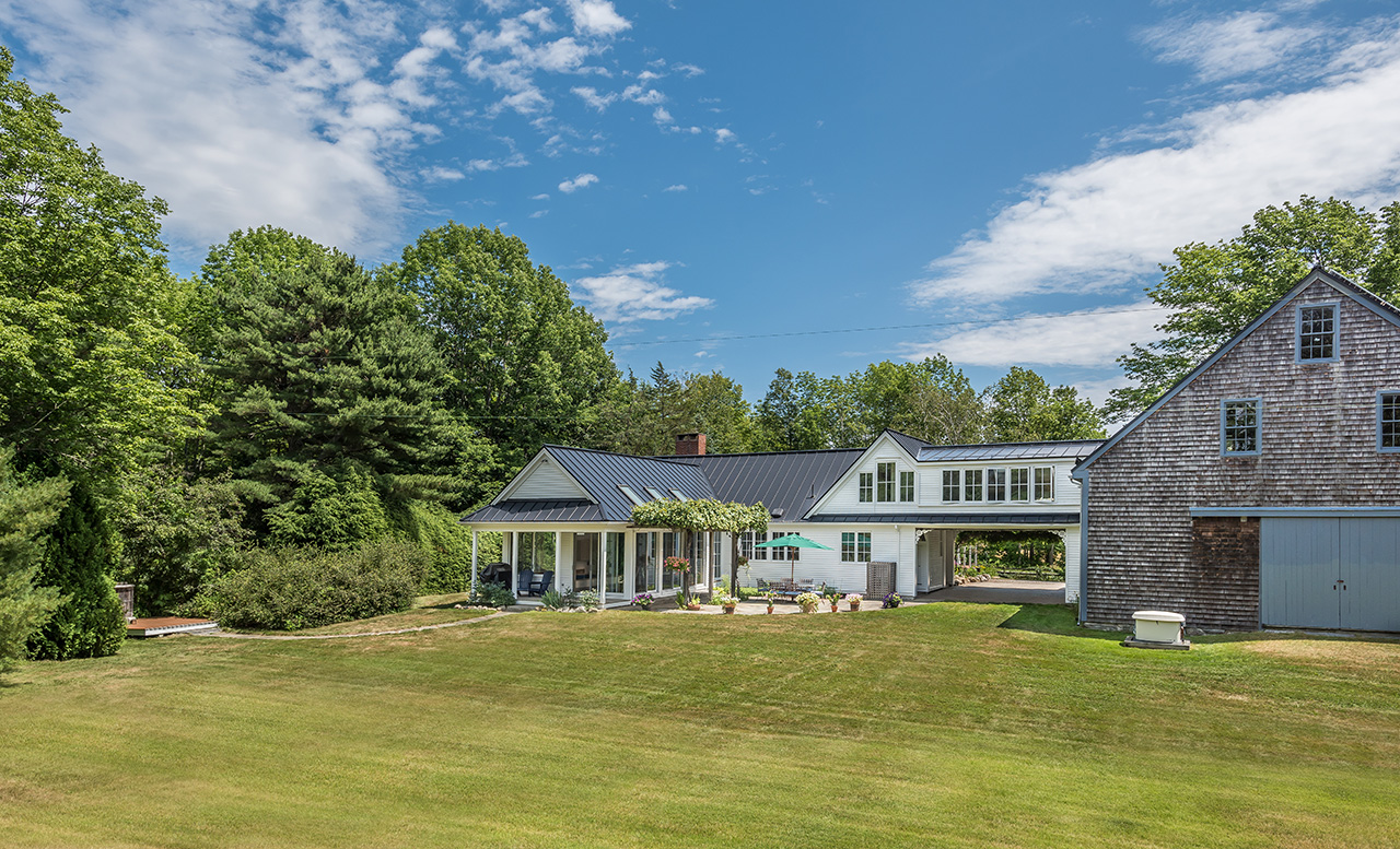942 Mere Point Road, Brunswick, Maine