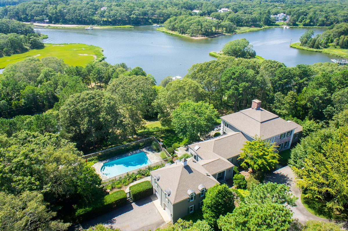 Seapuit Waterfront - Under Agreement  Osterville | $4,400,000