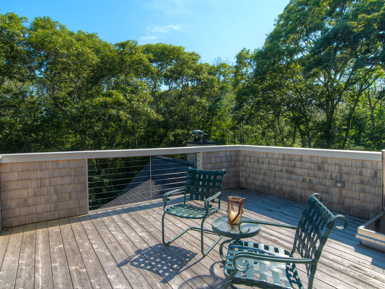 Roof Deck, 3 Old Jetty Road, Dartmouth , MA 02748