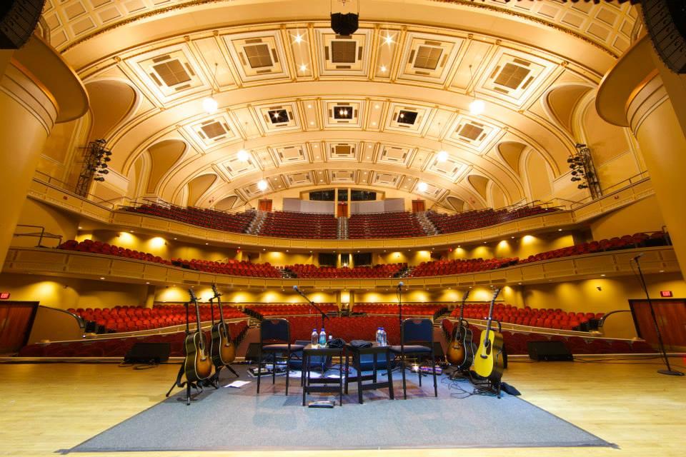 Merrill Auditorium_Photo Cred Lyle Lovett