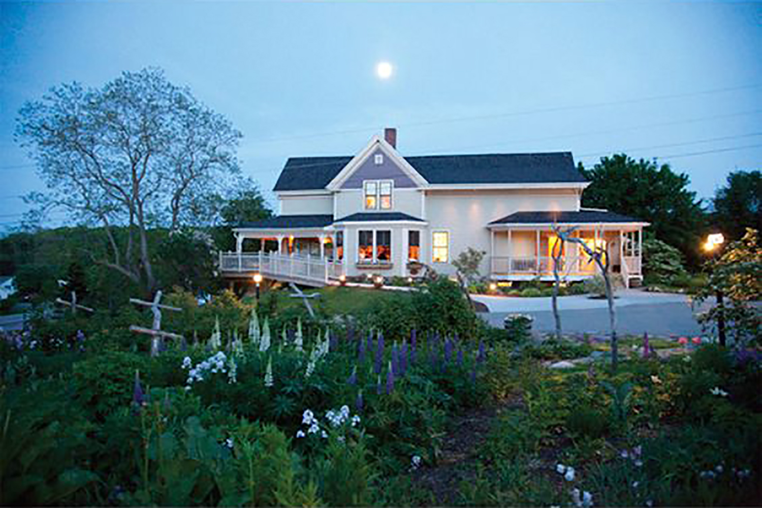 Midcoast Maine, Primo Restaurant