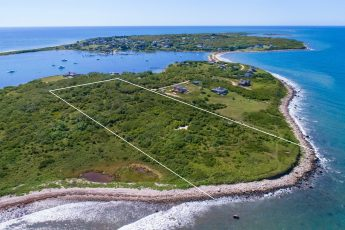 Buzzards Bay Waterfront Under Agreement