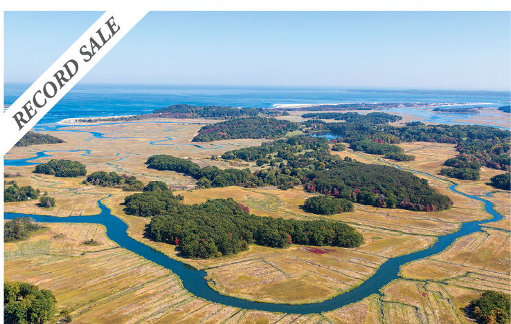 520± ACRES COASTAL ESTATE Ipswich, MA | $12,350,000
