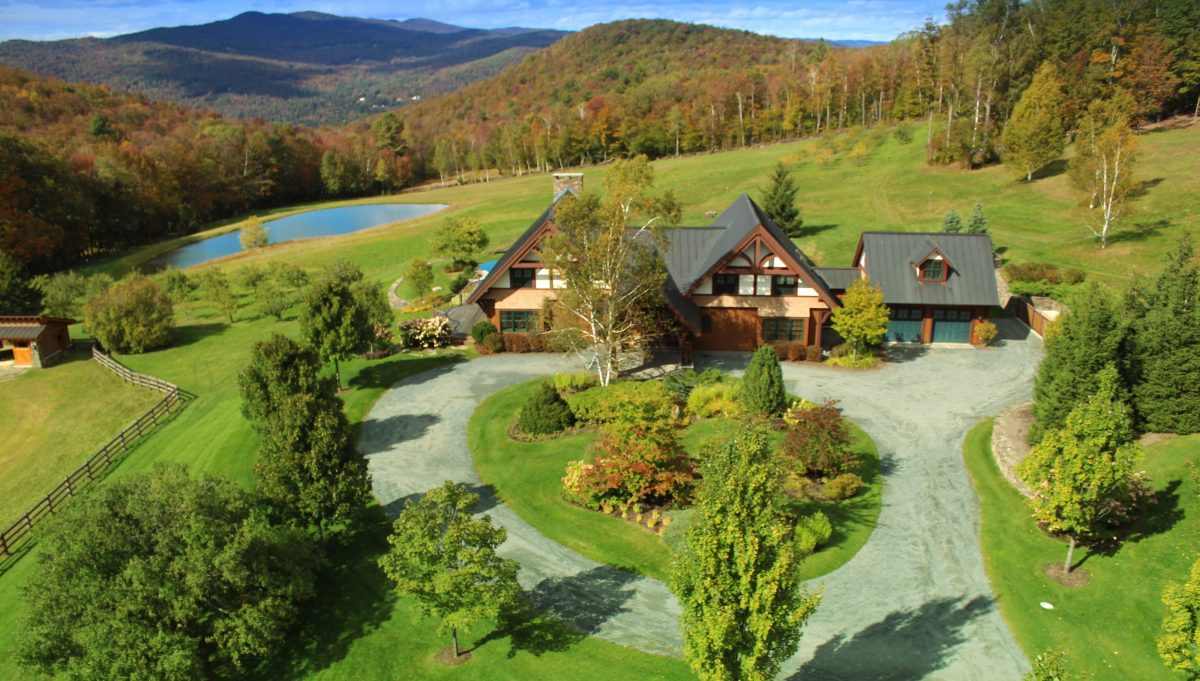 BIRCH TREE FARMWoodstock, VT | $6,900,000