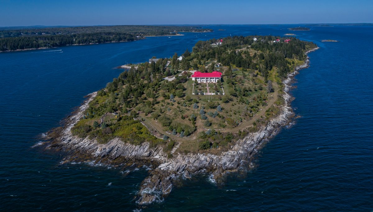 HOPE ISLANDCasco Bay, ME | $7,950,000