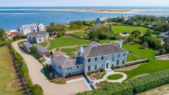 Shore Road Waterfront Chatham, MA$9,995,000