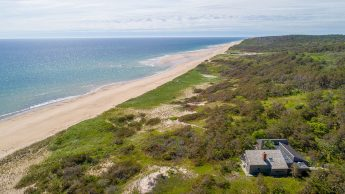 Atlantic Beachfront GetawayTruro, MA $2,395,000 - Town Record Sale