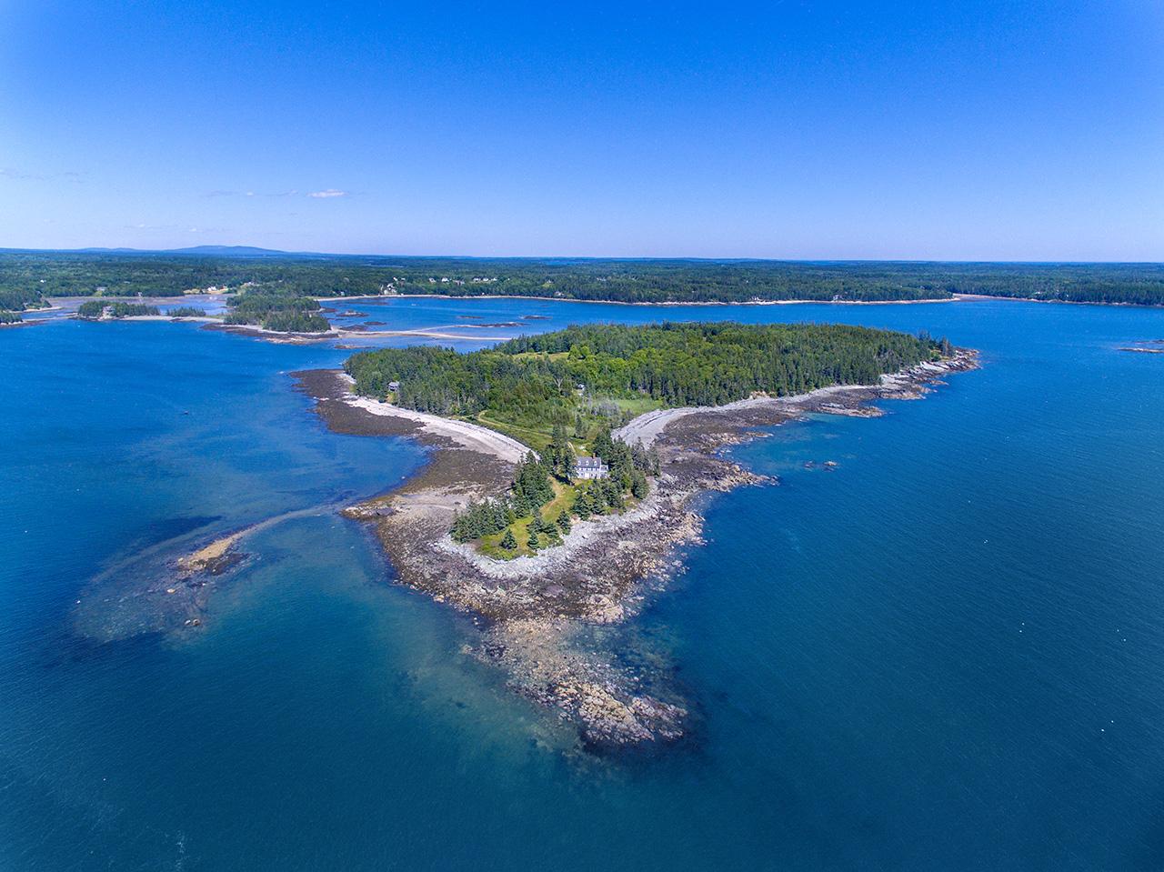 Maine Island. ME1487_1_CC
