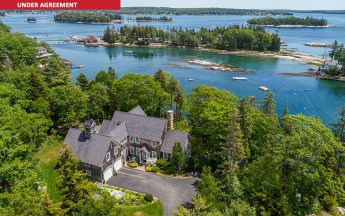 Southport Island Cottage, Southport   Broker: John Scribner  $1,795,000