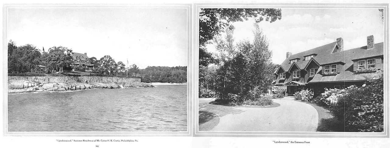 Lyndonwood, early pics