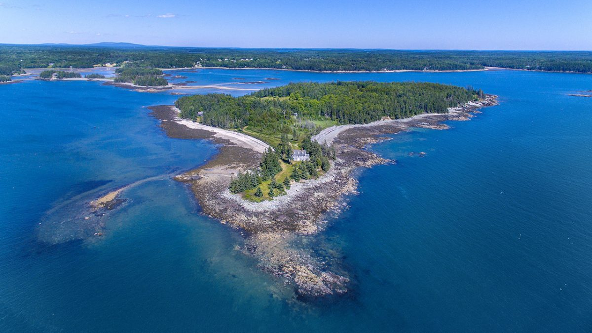 SHEEPHEAD ISLANDDeer Isle, ME | $7,975,000