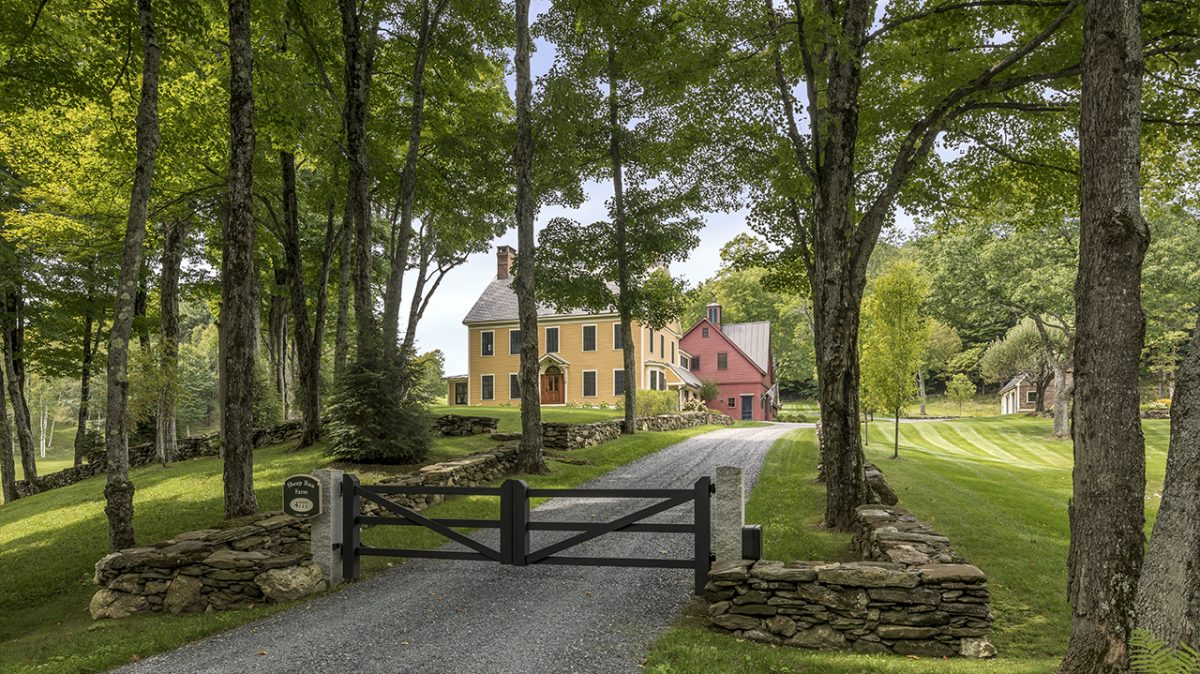 SHEEP RUN FARMWest Windsor, VT | $3,650,000
