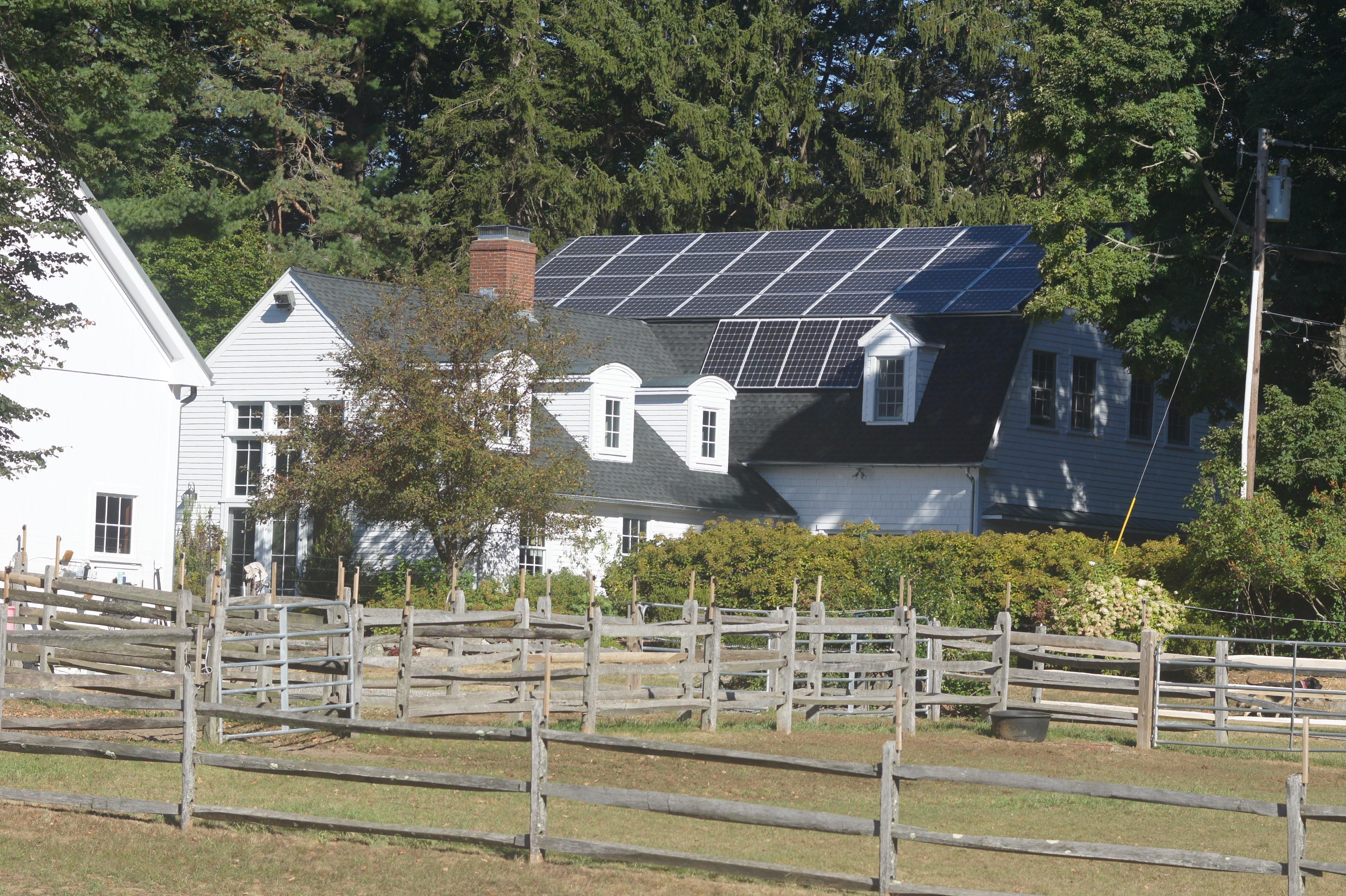 10 miles river road solar